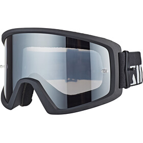 Giro Blok Lunettes De Protection Vtt, black/grey-smoke/clear